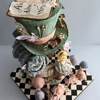 Alice in Wonderland! by Angela Penta
