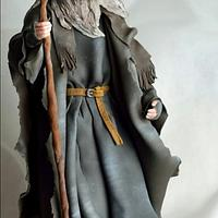 Gandalf of lord of the rings