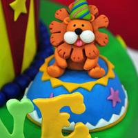 Circus Cake by Sweet Success