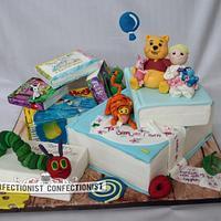 Sophia - Christening Cake