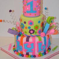 Lyla's First Birthday
