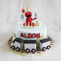 Elmo Train