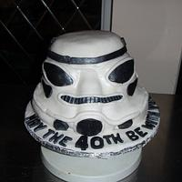 May the 40th be with you ...