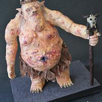 The Great Goblin  from The Hobbit
