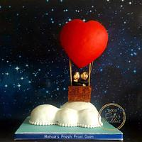 Caker Buddies Valentine Collab - Love is in the air