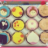 Foreversary Cupcakes