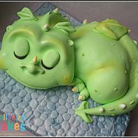 Shhh Sleeping Dragon