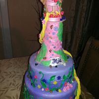 Tangle Cake
