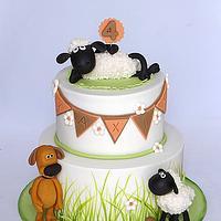 Sheep Shaun