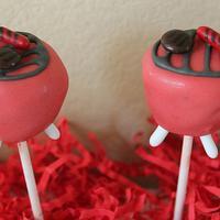 BBQ cakepops