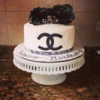 Chanel Cake by Ksuliman