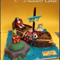 Jake and the Neverland Pirates !!