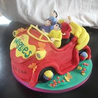 Wiggles Cake by Take The Cake