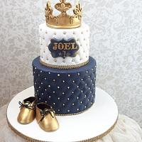 Prinse  Joel one birthday cakes