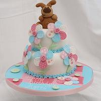 Boofle Buttons by Cakes By Heather Jane