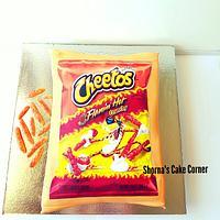 Cheetos lover