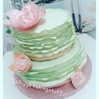Pastelgreen romantic cakes