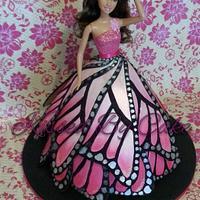 Butterfly Barbie
