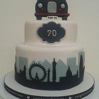 London Cabbie!