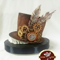 Steampunk Hat -CPC century of fashion collaboration