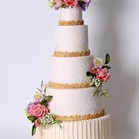 Wedding cake Elegance and Style