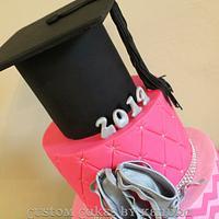 Girly Grad by Kendra
