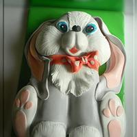 "Cake ""hare"" by Svetlana"