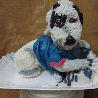 Allegra cake