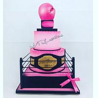 Boxe cake