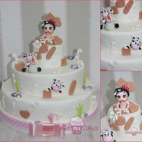 cake sea of milk by Giovanna Galeota