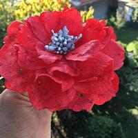 waffle fantasy flower