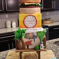 Jimmy Buffet Cake!