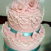 Oriental Lace by Bliss Pastry