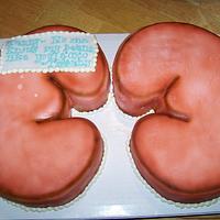 Kidney Groom's Cake