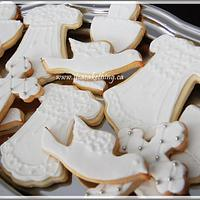 Sugar Cookies- Communion/Baptism