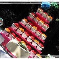 Cake & Cupcake table