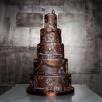 Steampunk Cake Ideas
