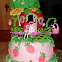 Strawberry Shortcake by Carrie Freeman