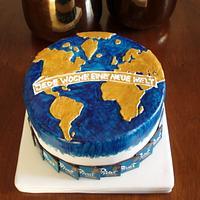 TCHIBO cake