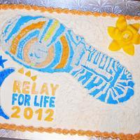 Relay For Life 2012 - Kentville, NS (donation)