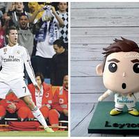 Ronaldo cake