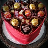 Life is like a box of chocolates...but I see cake💞