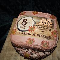 simple autumn cake