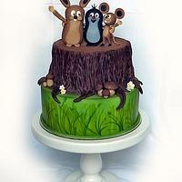 Little Mole & Friends..