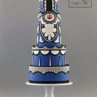 Indian wedding vase