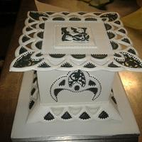Gothic Design by debscakecreations