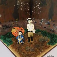 Grave of the Fireflies - Studio Ghibli Collaboration