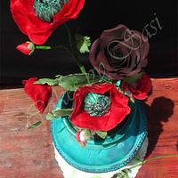 A little cake for me............. by CakesbySasi