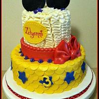 Mickey Mouse - Girly style