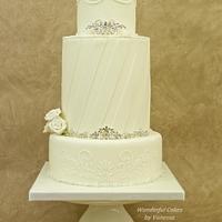 White Wedding Sparkle